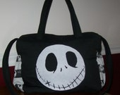 New Nightmare Before Christmas JACK Diaper Bag a One of a Kind bag