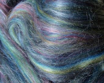 McKensie Merino Tussah Silk Blend Ashland Bay Lux Roving