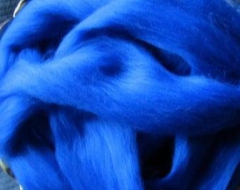 Blue Ashland Bay Merino 64s