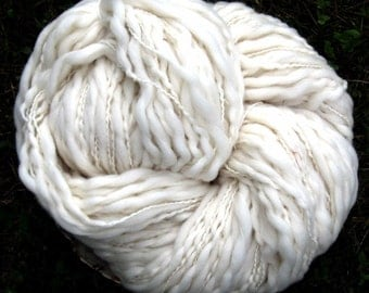 Thick and Thin Merino Yarn