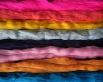 Merino Sampler Ashland Bay 8 Solid Colors