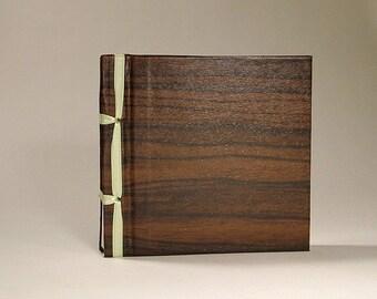 Retro Walls- Handmade pocket journal/ sketchbook