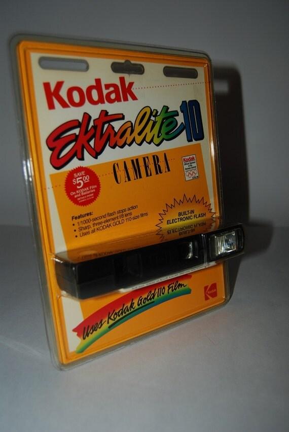 Vintage Kodak Ektralite 10 Camera NEW IN PACKAGE