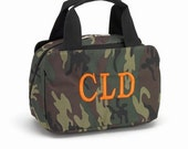 Personalized Lunch Bag/Cooler (Camo)