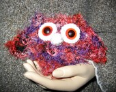 Ms. Pink Shaggy Owlie Girl needs a home
