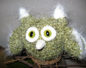 Mossy Owl Two