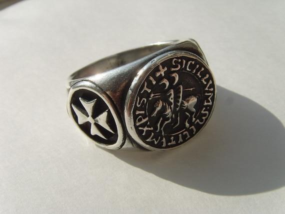 100+ Masonic Knights Templar Rings – yasminroohi