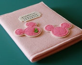 Disney Embellished Composition Notebook and Journal