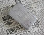 Vavoom....Vintage Tin Cigarette Case