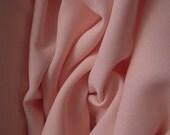 Pink Georgette Fabric Yardage.