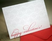 Valentines Cards - Lace Valentines