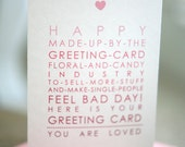 Valentine's Cards - Snarky Valentine