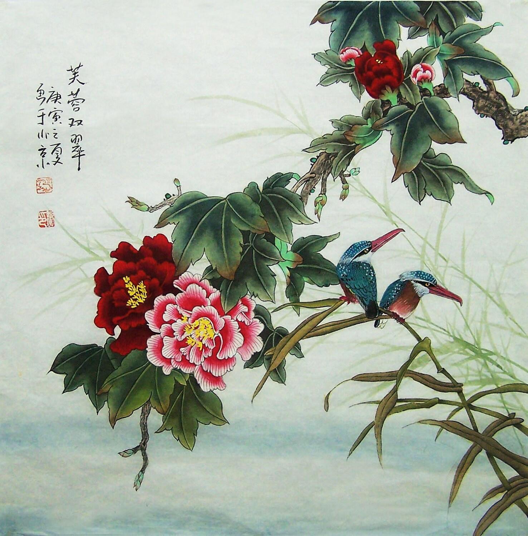 Chinese Flower Art Www Pixshark Com Images Galleries