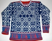 Seven/Eight Year Hockey Sweater