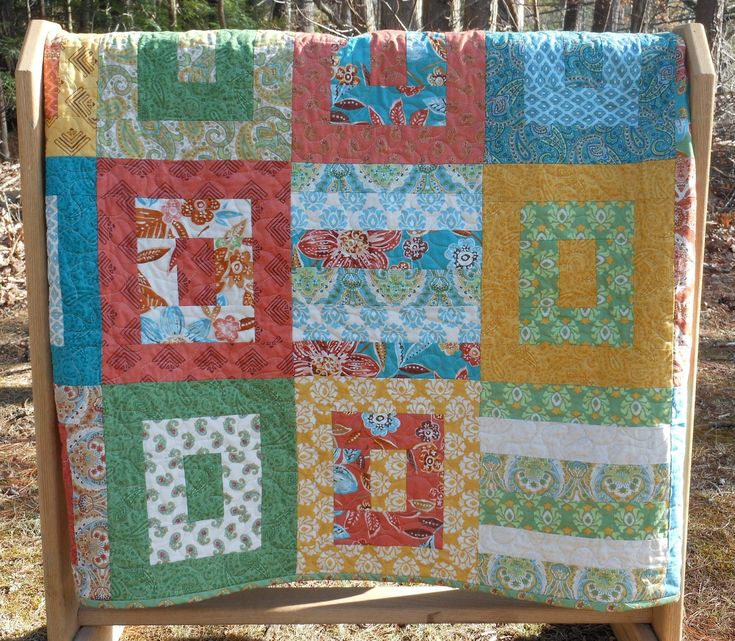 Donating Hope Happy Etsy Day Quilts