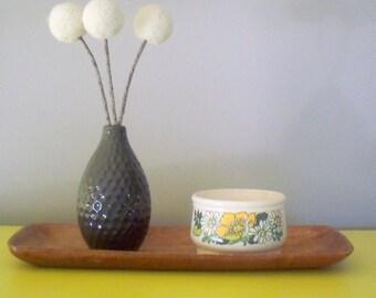 Cream pom pom flower bouquet.  Woodland rustic decoration.  White pom poms.  Centerpiece.  Neutral modern flowers.  Cotton balls.  Felted