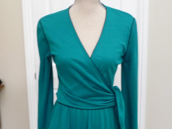 Diane Von Furstenberg Wrap Dress-Vintage