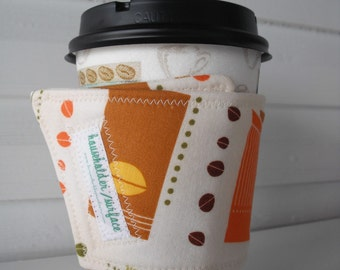 Coffee Cuff - Metro Cafe Retro Percolator