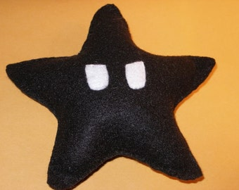 Super Mario Party Bowser Star Plushie