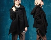 Specials 4 , Black short overcoat wave-type mantle