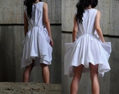 White dress    linen dress   balck dress