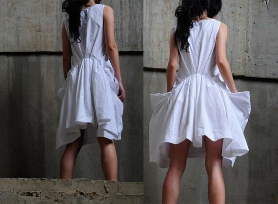 White dress    linen dress   balck dress