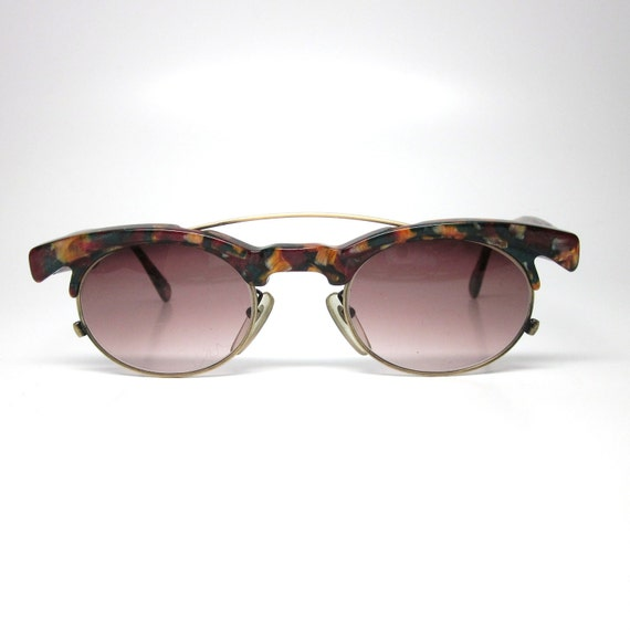 Traction Productions Sunglasses - France - 80's / 90's