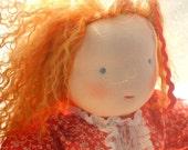 custom 9-20 inch waldorf doll deposit