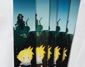 Final Fantasy VII Crisis Core Cloud Bookmark