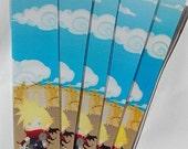 kingdom Hearts Cloud Bookmark