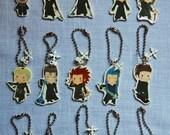 Kingdom Hearts Organization 13 XIII charm - Phone charm / Keychain featured image