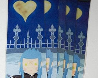 Kingdom hearts VII Saix Bookmark