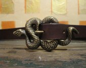 La Culebra Snake Belt