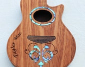 Acoustic Guitar Pick Box