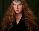 Medieval Style Metal Headpiece - Style 107