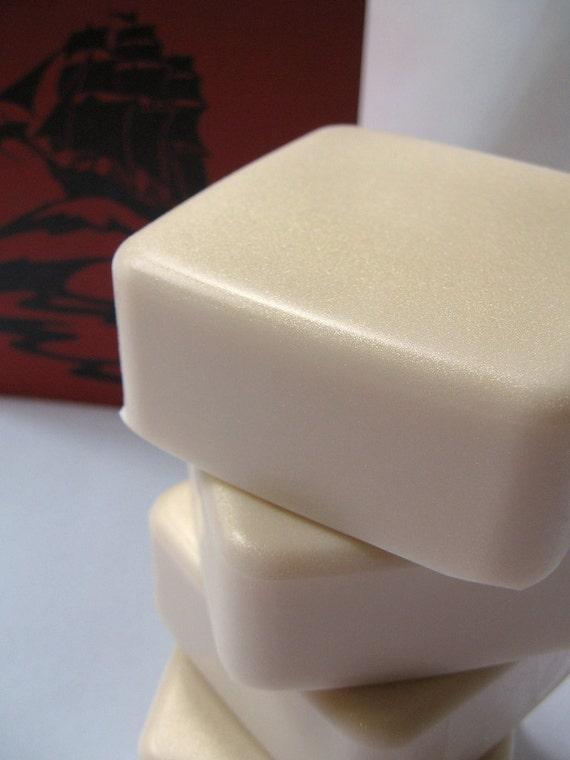 Avast Luxury Glycerin Soap - Coconut Milk, Cardamom, Coffee Beans, Musk... Limited Edition