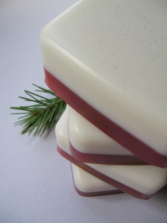 Mother Winter Luxury Glycerin Soap - Freesia, Pepperberry, Thyme... LAST BATCH 10% OFF