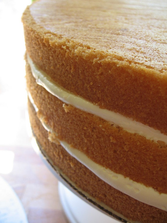 Victoria Sponge Luxury Glycerin Soap - Raspberry Jam, Vanilla Sponge Cake... LAST BATCH