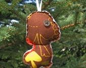 Toadstools Tree Ornament