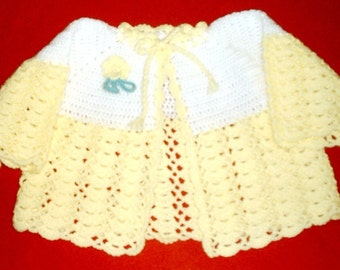 Sunshine Infant Sweater