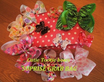 Suprise Grab bag with 3 large bows