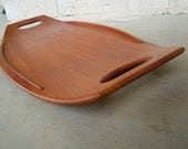 Danish Modern Teak Serving Tray