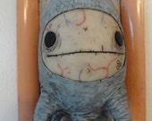 Pablo - original monster sculpture by Mamus OOAK