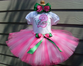 Custom Tutus...BIRTHDAY PRINCESS, tutu set, size 3,6,9,12,18,24 months and 2T,3T,4T,5T,6..costume, dress up, fairy,photo prop