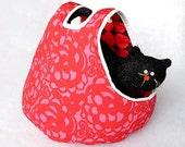 MaGa dog\/cat  bed Redpaper-cut