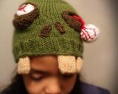 Custom Zombie Hat
