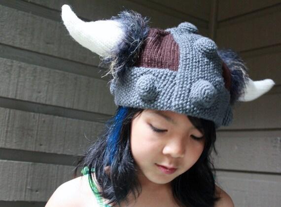 Custom Adult Viking Hat
