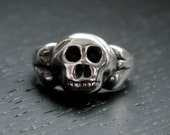 SALE Skull Ring