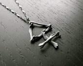 The Alchemist Necklace: Sulphur