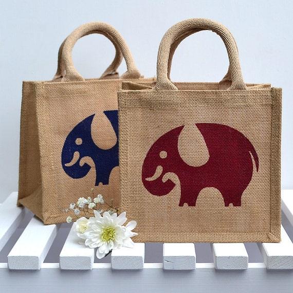 Elephant Lunch Bag